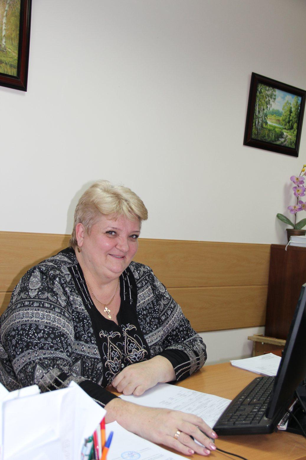 Гарбер Оксана Владимировна